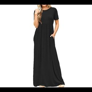 🆕 Casual Long Dresses With Pockets